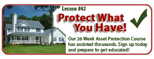 Asset Protection Products Tour